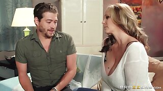 Mature chick Julia Ann wants on every side detest fucked by her handsome neighbor