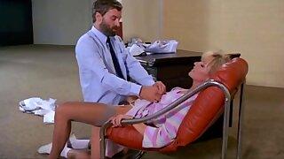 Ursula Gausmann sexy milf lass fucked in the office