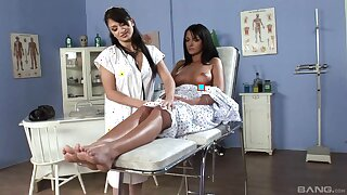 Hot ass Unspecific Lea Lexus gets her ass fingered by naughty Daphnye