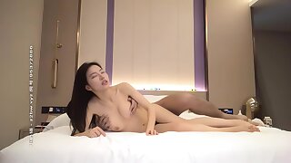 Amateur - Hottest Big Tits Asian Hooker Fucks Her Client And Humbug Stop Screaming!
