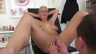 Luci Angel was fretful because she wasn't able to orgasm easily